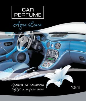 """Парфюм за автомобили """"Aqua Linea"""""""